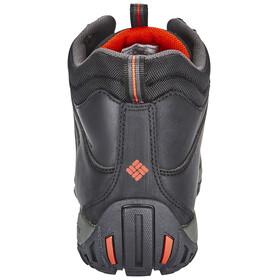 Columbia Peakfreak Venture - Chaussures Homme - Mid WP Omni-HEAT noir